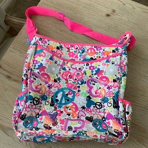 Justice Hobo Style fun girls Bag, Good Condition